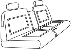 elegant seat style 21A
