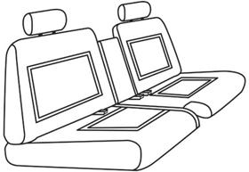 elegant seat style 21H