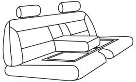elegant seat style 25A