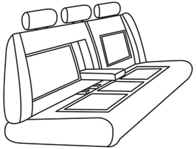 elegant seat style 27G