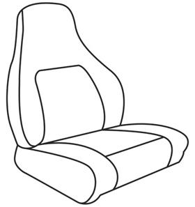 elegant seat style 31B