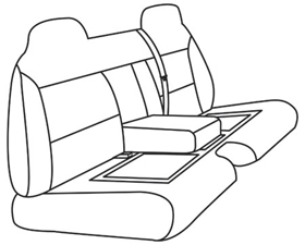 elegant seat style 35C