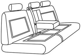 elegant seat style 37C