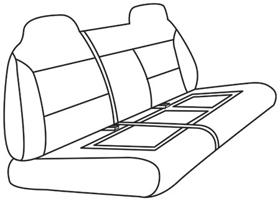 elegant seat style 38H