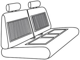 elegant seat style 60