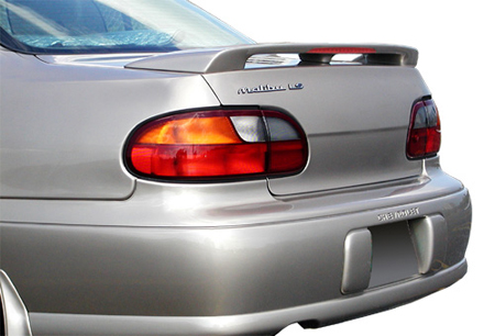 elite spoilers ABS108A chevy malibu 97-03
