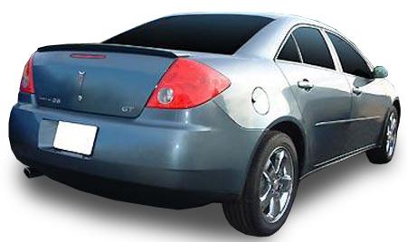 elite spoilers ABS150A pontiac g6 05-08 sedan