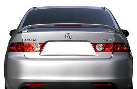 elite spoilers ABS156A acura tsx 04-08