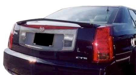 elite spoilers ABS167A cadillac cts 03-07