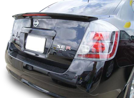 elite spoilers ABS168A nissan sentra 07-08