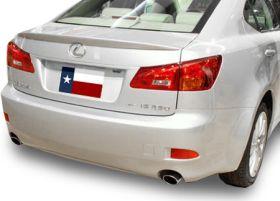 elite spoilers ABS177A lexus is250-350 06-08