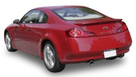 elite spoilers ABS184A infiniti g35 06-08 coupe