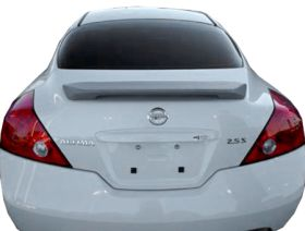 elite spoilers ABS185A nissan altima 08 coupe