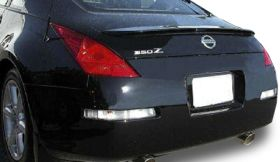 elite spoilers ABS216A nissan 350z 03-08