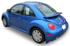 elite spoilers ABS83A volkswagen beetle 99-07