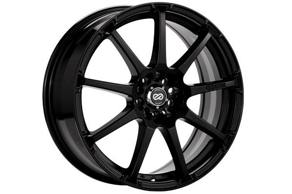 enkei edr9 performance wheels black sample