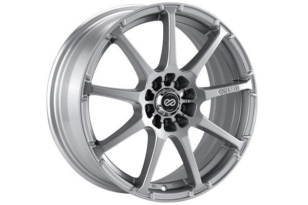 enkei edr9 performance wheels silver sample