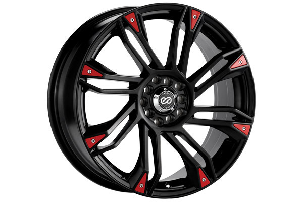 enkei gw8 performance wheels black