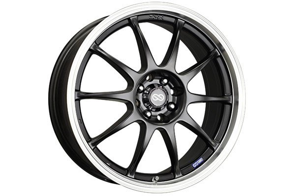enkei j10 performance wheels black sample