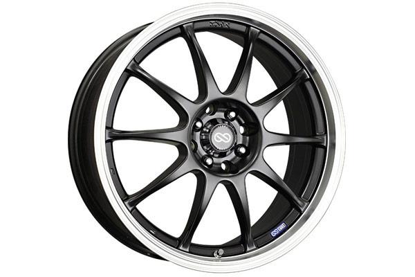 enkei j10 performance wheels black sample