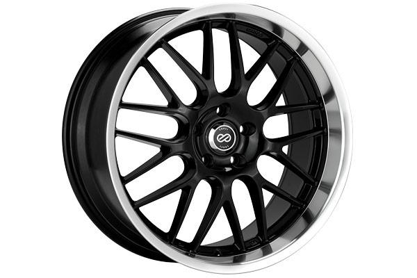 enkei lusso luxury wheels black sample