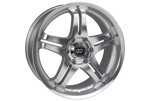 enkei m5 truck and suv wheels mirror finish sample
