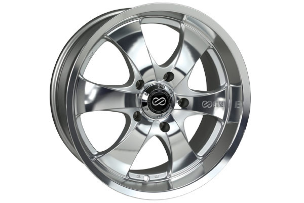 enkei m6 truck and suv wheels mirror finish sample