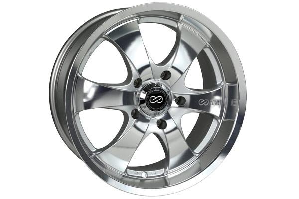 enkei m6 truck and suv wheels mirror finish sample
