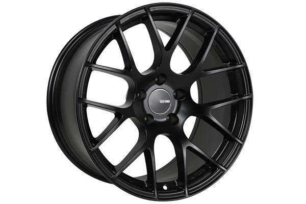 enkei raijin tuning wheels black sample