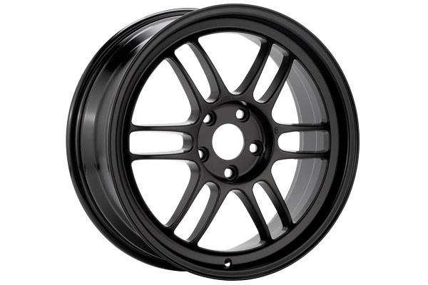 enkei rpf1 racing wheels black sample
