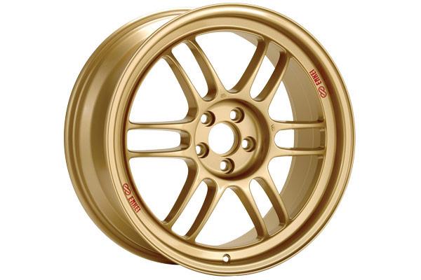enkei rpf1 racing wheels gold sample