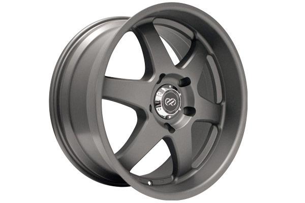 enkei st6 truck and suv wheels matte gunmetal sample