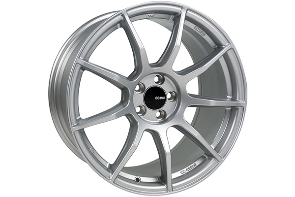 enkei ts9 tuning wheels matte silver sample