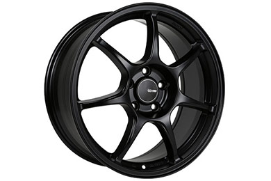enkei fujin tuning wheels black sample