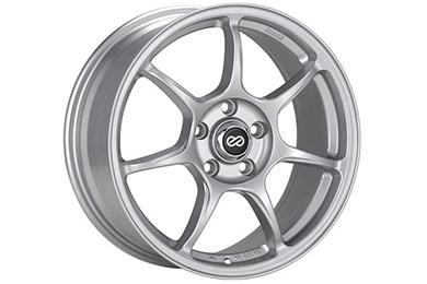 enkei fujin tuning wheels silver sample