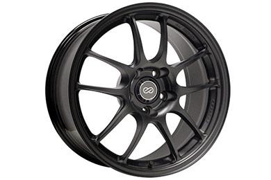 enkei pf01 racing wheels black sample