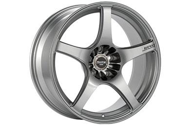 enkei rp03 racing wheels silver sample