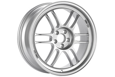enkei rpf1 racing wheels silver sample