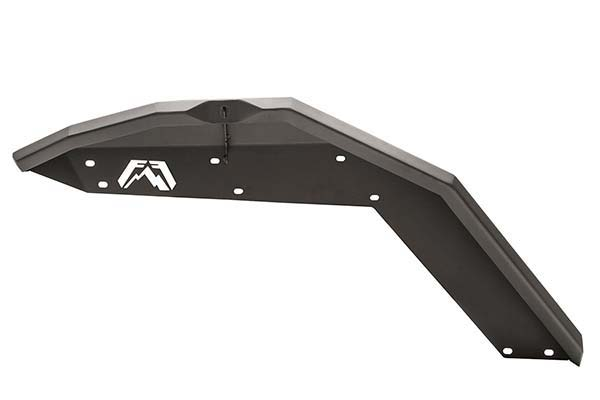 fab fours front wide fender flare sample