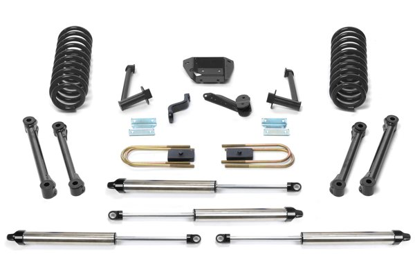 ford 500 rear suspension system