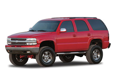 Chevy Tahoe Fabtech Lift Kits