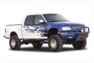 Ford F-150 Fabtech Lift Kits