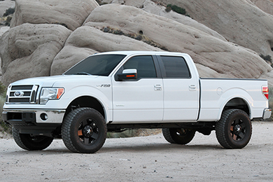 Ford F-150 Fabtech Lift Kits