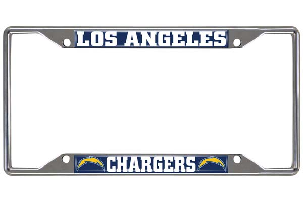 FANMATS 21581 - FANMATS NFL License Plate Frame - FREE SHIPPING!