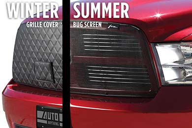 fia truck  grille cover winter  sumer cover