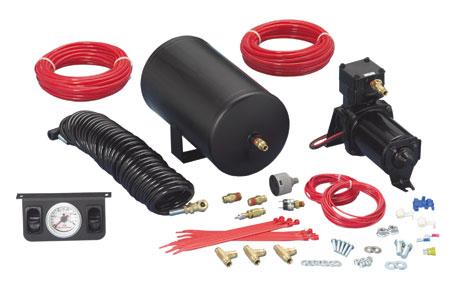 Firestone 2198   Dual Air Command III   Super Duty Compressor with On Board Air   Air Suspension Kits