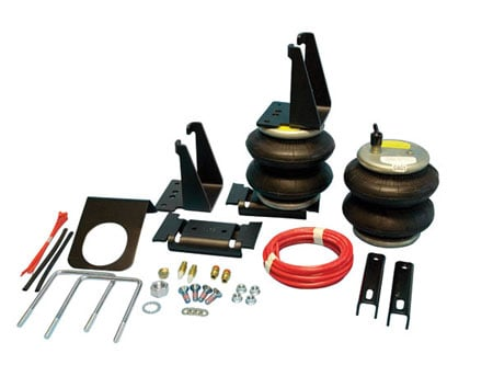 firestone air bag suspension kit ride rite
