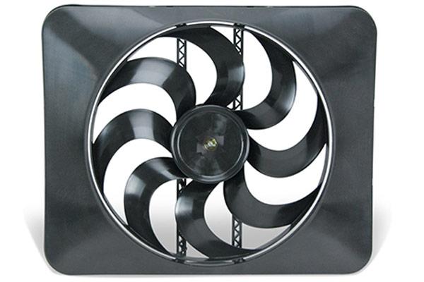 cooling Flex-a-lite Black Magic X-treme S-blade Universal Electric Cooling Fans 18024