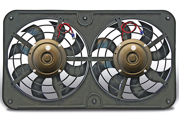 cooling Flex-a-lite Low Profile S-blade Universal Electric Cooling Fans 432