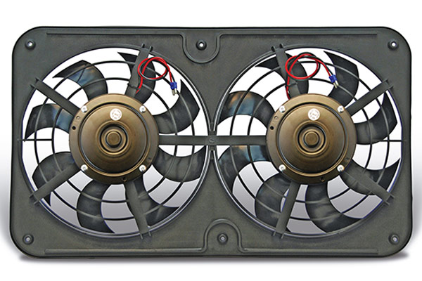 cooling Flex-a-lite Low Profile S-blade Universal Electric Cooling Fans 440